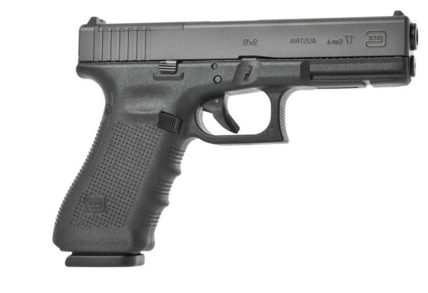 Glock – G17 gen4 MOS